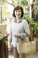 ミドル日本人女性
