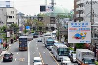 東京都 練馬区 目白通り 緊急交通路