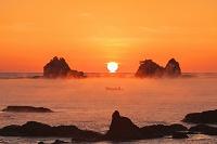 和歌山県 朝日とケアラシ