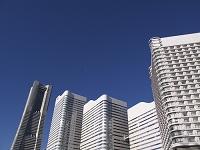 ランドマークタワーとクイーンズスクエア