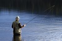 カナダ 釣り