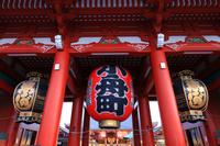東京都 浅草 浅草寺宝蔵門