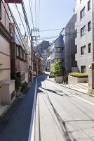 東京都 文京区 中坂と三組坂を結ぶ坂