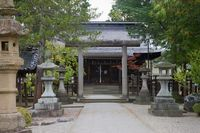 山形県 松岬神社