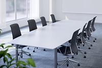 会議室のテーブルと椅子 3DCG