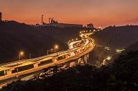 台湾 台北の高速道路