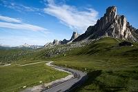 イタリア ジアウ峠
