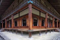 岡山県 旧閑谷学校講堂