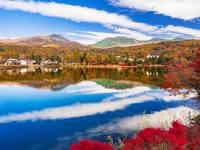 長野県 蓼科湖