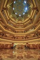 アブダビ エミレーツパレスホテル