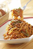 スパゲティーミートソース