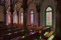 長崎県 新上五島町 青砂ケ浦教会