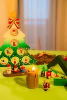 蜜蝋キャンドル Christmas イメージ