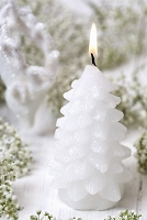 クリスマスキャンドル