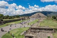メキシコ テオティワカン