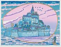 Mont-Saint-Michel  1
