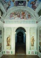 イタリア バルバーロ邸