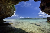 沖縄県 宮古列島 宮古島 洞窟