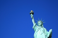 アメリカ合衆国 ニューヨーク 自由の女神
