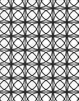 モダン柄のパターン