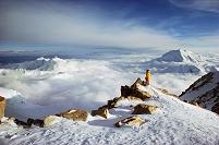 アメリカ合衆国 アラスカ マッキンリー山より