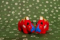 のごみ人形 かえり猿 猿の民芸品