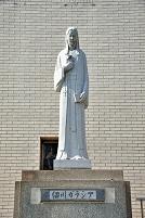 大阪府 細川ガラシャ夫人の像