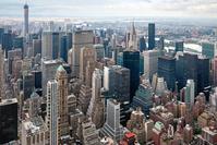 アメリカ合衆国 ニューヨーク エンパイア・ステート・ビル 展...