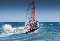 スペイン ウィンドサーフィン