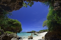 宮古島の海岸