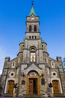 ポーランド ザコパネ 聖家族教会