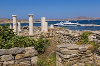 ギリシャ デロス島遺跡