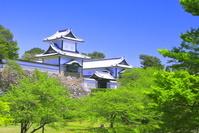 石川県 石川門