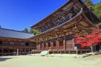 兵庫県 圓教寺 食堂と大講堂(本堂)