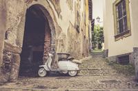 イタリア オートバイ