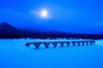 北海道 上士幌町 タウシュベツ橋梁