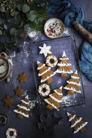 クリスマス ジンジャーブレッドクッキー