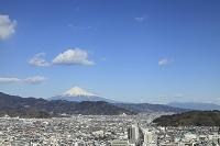 静岡県 富士山と静岡市