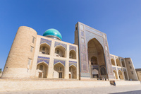 ウズベキスタン ブハラ ミル・アラブ・メドレセ