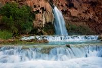 アメリカ合衆国 ハバス滝