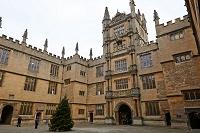 イギリス オックスフォード大学 ボドリアン図書館