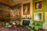 イギリス ブレナム宮殿 緑の客間