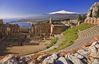 イタリア 古代ギリシャ建築