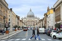 ヴァチカン美術館 サン・ピエトロ大聖堂