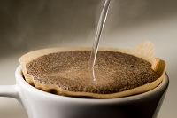 コーヒードリップ