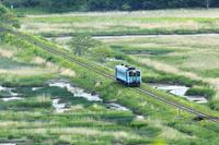 北海道 別寒辺牛湿原と花咲線