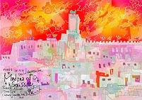 チュニジア スースの旧市街
