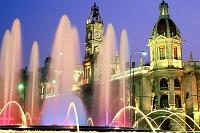 スペイン バレンシア 市役所