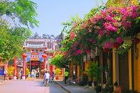 ベトナム ホイアンの街並み