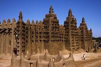 ジェンネの大モスク